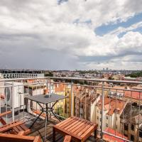 Roof Top Ruterra Loft with 360° terrace