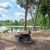 Chestnut Lake Camping Resort Loft Park Model 4