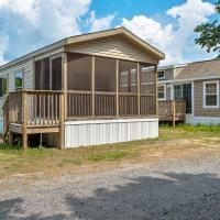 Chestnut Lake Camping Resort Loft Park Model 2