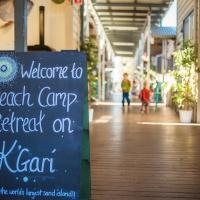 The Beachcamp Eco Retreat