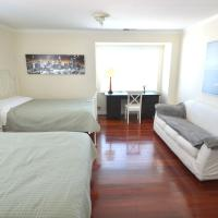 [3C] Large Double Queen-Bed Room near SFO