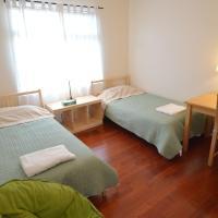 [3E] Double Twin Bedroom with Shared Bath near SFO