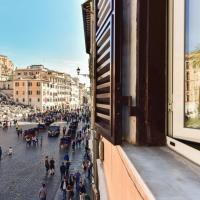 CS Exclusive Apartment Overlooking Spanish Steps