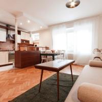Spacious apartment at Krč