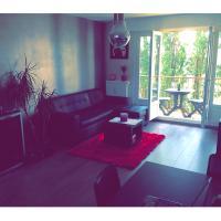 spacious pop appartement
