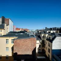 One bedroom apartment in Helsinki, Albertinkatu 31 (ID 1234)