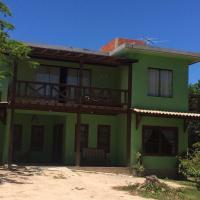 Casas na Praia do Rosa