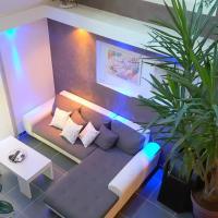Appartement avec terrasse style loft Bassens