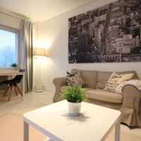 One bedroom apartment in Helsinki, Viipurinkatu 31 (ID 6183)