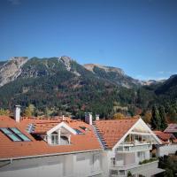"""Alpenflair Ferienwohnungen Whg 214 """"Schanzenblick"""""""
