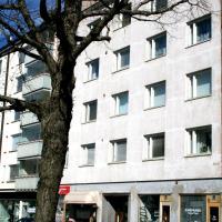 Studio apartment in Vaasa, Kauppapuistikko 29 (ID 6543)
