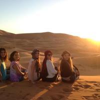 Merzouga & Camel Trekking Camp
