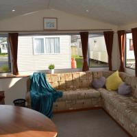Luxury 3 Bed Caravan South of Lakes