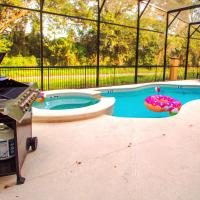 ACO PREMIUM – 8 Bd with Pool, grill and Spa (1730)