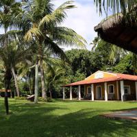 Casa à beira-mar na Praia dos Carneiros (PE)