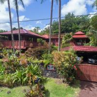 The Bali House & Bali Cottage at Kehena Beach