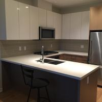 One bedroom at River Parkway