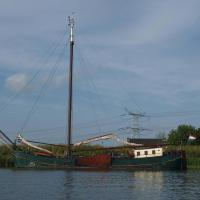 "Authentic Ship ""Vrouwe Johanna"""