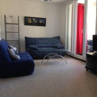 studio 4 couchages à carnon