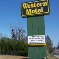 Western Inn Motel - Quitman