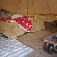 Hazel Barrow Bell Tent
