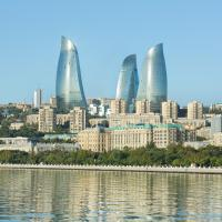 Fairmont Baku, Flame Towers