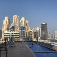 Studio in Dubai Marina