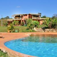 Salto Corumbá Hotel Camping Clube
