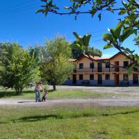 Hotel Hacienda Bustillos