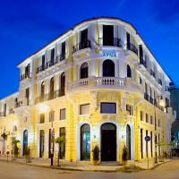 Arni Hotel Domotel Opens in new window