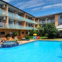 The Tahitian Holiday Apartments