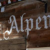 Alpenrose Gadmen - Gasthaus