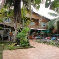 Spanish by the Sea - Bocas Youth Hostels Panama