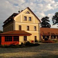 Pension Mlyn Stare Mitrovice