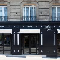 Hotel Eiffel Seine Paris area