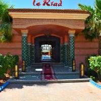 Hotel Le Riad