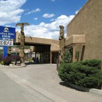 Indian Hills Inn, Taos Plaza