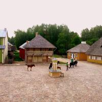 Stay at Lithuanian Folk Museum