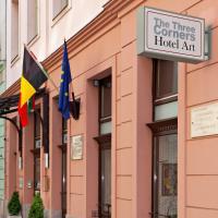 The Three Corners Hotel Art Superior