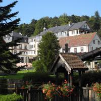Le Grand Hotel du Hohwald by Popinns