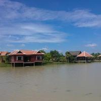Romdoul Island Chalet
