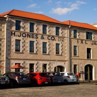 The Henry Jones Art Hotel