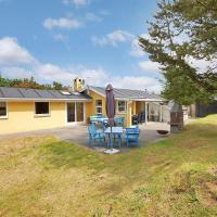 Holiday home Saltum H- 3884