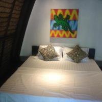 Love and Peace Deep Jungle River Paradise Resort