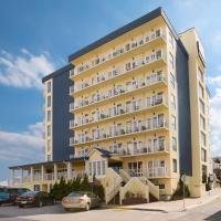 Howard Johnson Plaza Hotel Ocean City Oceanfront
