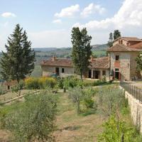 Apartment in Panzano I