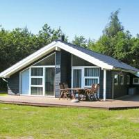 Three-Bedroom Holiday home in Toftlund 4
