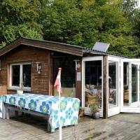 Three-Bedroom Holiday home in Bjert 4