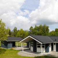 Three-Bedroom Holiday home in Ørsted 6