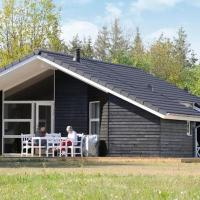 Three-Bedroom Holiday home in Toftlund 14